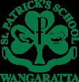 St Patrick's Primary School Wangaratta Logo